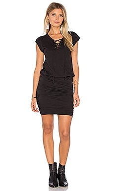 Karmen Dress en Noir