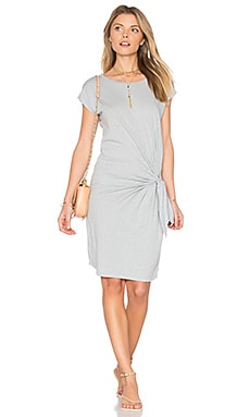 Gussie Shirt Dress in Moonlight