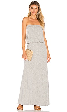 Fion Strapless Maxi Dress