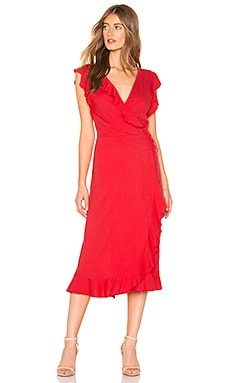 Sedona Midi Dress Velvet by Graham & Spencer $54