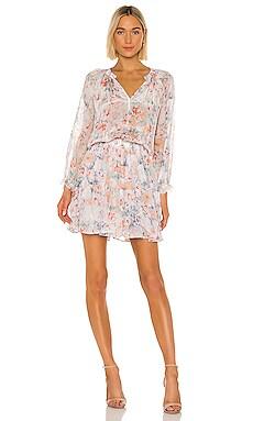 Leah Dress Velvet by Graham & Spencer $249