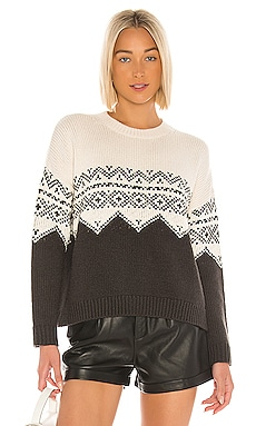 SUÉTER CON DIBUJO FAIR ISLE LEANNA Velvet by Graham & Spencer $198