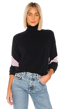 Alba Turtleneck Velvet by Graham & Spencer $279