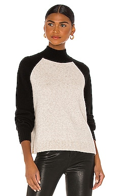 Aleigh Sweater Velvet by Graham & Spencer $218