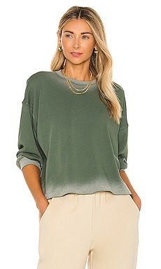 Olivette Sweatshirt Velvet by Graham & Spencer $158