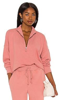 Roxie Sweatshirt Velvet by Graham & Spencer $169