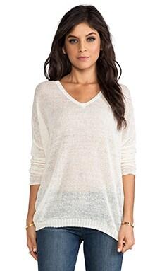 Lily Aldridge for Velvet Josie Sweater