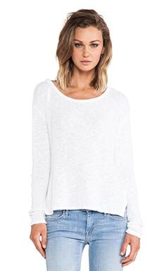 Peta Cotton Crochet Sweater