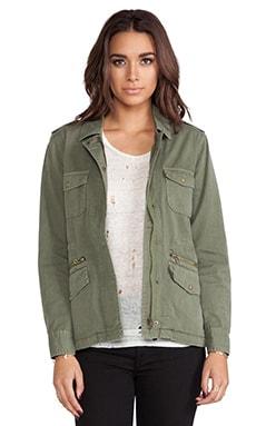x Lily Aldridge Ruby Army Jacket