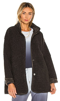 Albany Sherpa Jacket Velvet by Graham & Spencer $268