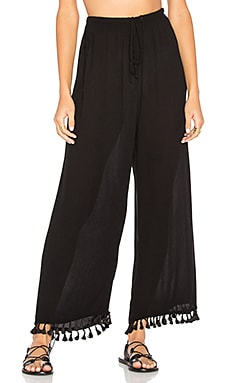 Nevia Pant in Black