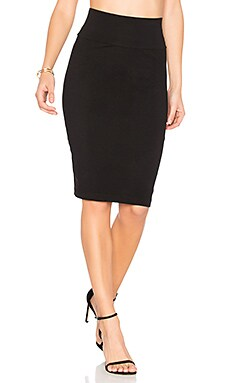 Trava Skirt in Black