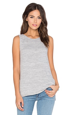 Helga Cozy Heather Tank