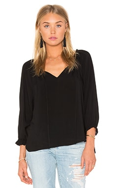 Kimberly Rayon Challis Top