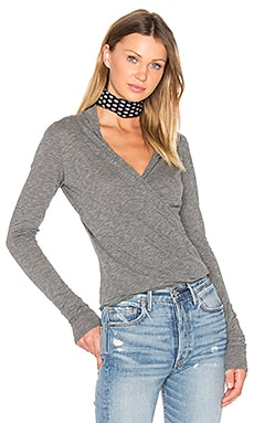 Meri Top in Charcoal
