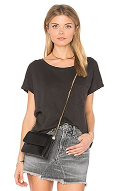 Alice Pocket Tee in Elephant