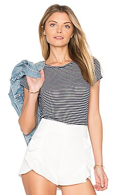 Therese Mini Stripe Tee