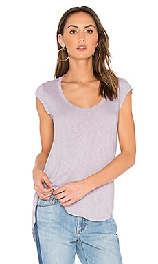 Briley Lux Slub Tank in Lavender