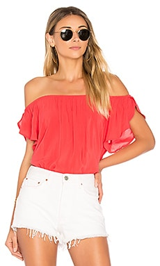 Caris Off the Shoulder Top
