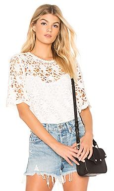 Kaylee Floral Lace Top