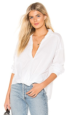 Astrid Button Down Velvet by Graham & Spencer $72