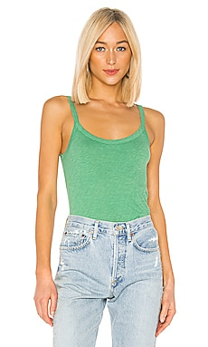 Kat Tank Velvet by Graham & Spencer $70