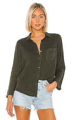 Vern Button Down Velvet by Graham & Spencer $71