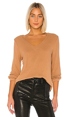 Ribbed Tee Velvet by Graham & Spencer $139