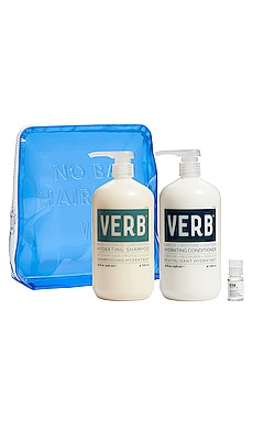 LOT SHAMPOING & APRÈS-SHAMPOING HYDRATE VERB $74