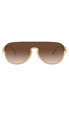 GAFAS DE SOL MEDUSA ROCK ICONS SHIELD VERSACE $389