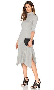 Surrealist Asymmetric Dress