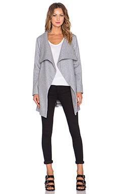 Viktoria + Woods Avalanche Coat in Grey Marl