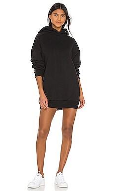 X CRK Drawstring Hoodie Dress Vimmia $198