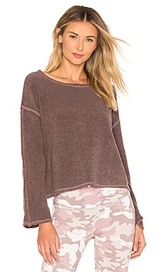 Warmth Crop Pullover Vimmia $29 (FINAL SALE)