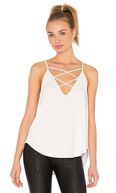 Vimmia Trellis Tank in Blush