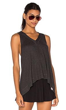 Vimmia Serenity Tank in Heather Black