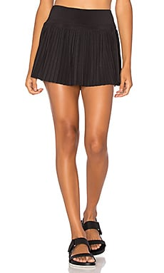 Unwind Skirt in Black