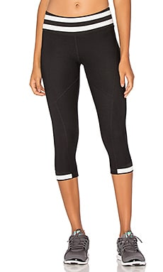 Bumble Stripe Rhythm Capri