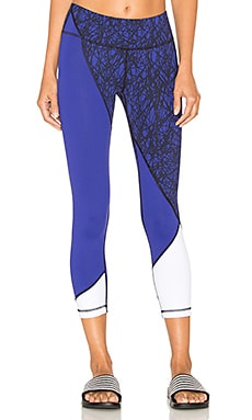 Vimmia Adagio 3/4 Legging in Scribble
