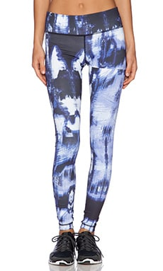 Vimmia Full Length Legging in Blue Crush