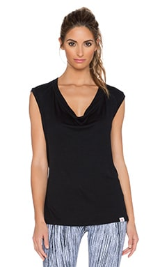 Vimmia Twist Back Resort Tank in Black