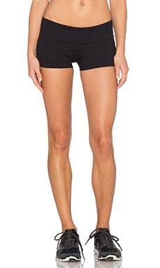 Vimmia Hot Yoga Short in Black