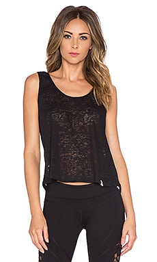 Vimmia Burnout Tank in Black