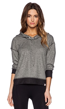 Vimmia Shanti Hoodie in Heather Charcoal