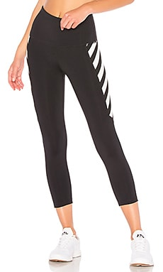 Bumble Panel Crop Legging Vimmia $66