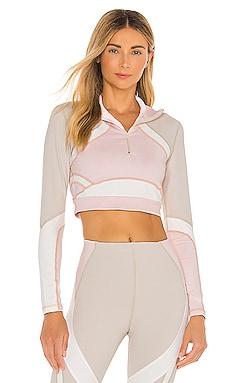 X CB Half Zip Pullover Top Vimmia $72