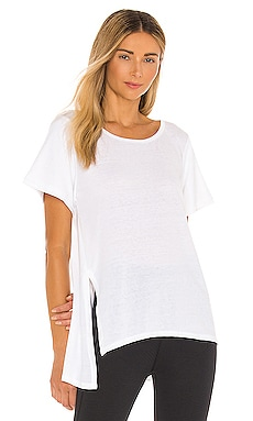 Pacific Double Sleeve Asymmetrical Tee Vimmia $41
