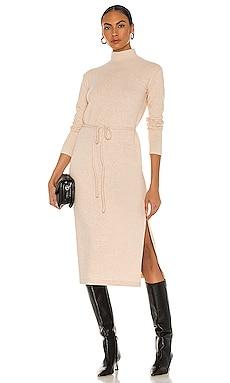 Long Sleeve Turtleneck Dress Vince $225