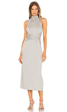 Sleeveless Wrap Dress Vince $225
