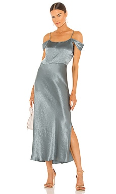 Shoulder Strap Slip Dress Vince $345
